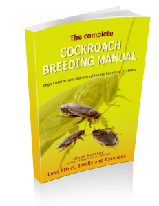 Cockroach Breeding Manual