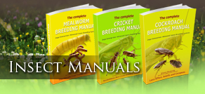 Advanced Insect Breeding Systems Zega Enterprises